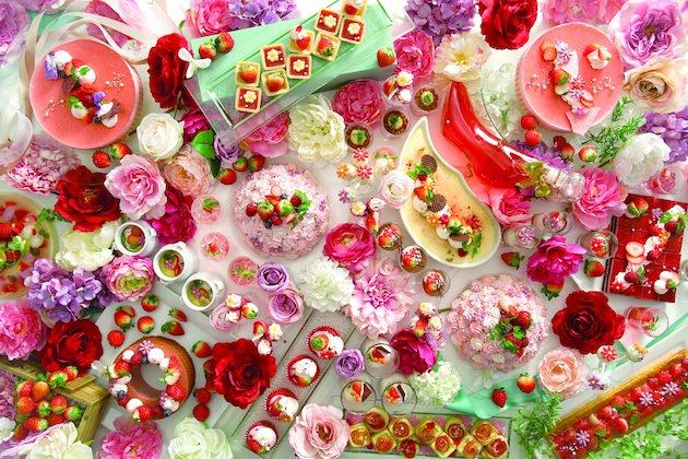 びわ湖大津プリンスホテル Cheers! Strawberry Buffet~花咲くいちごパーティー~
