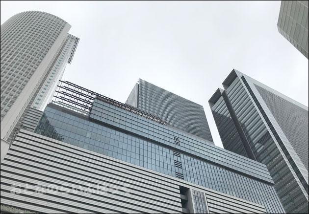 『名古屋JRゲートタワーホテル』外観