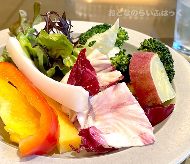 『名古屋JRゲートタワーホテル』朝食 画像