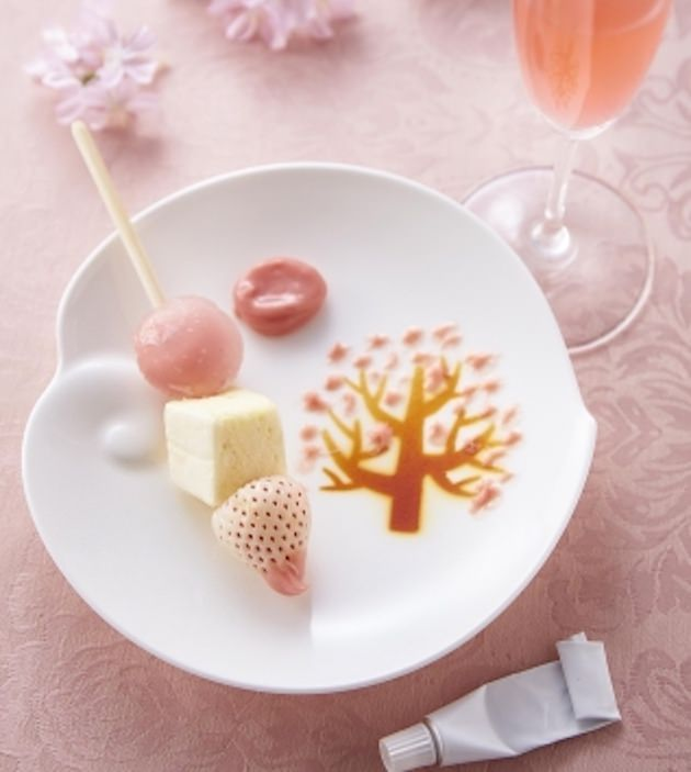 リーガロイヤルホテル大阪 いちごスイーツビュッフェ 第2弾 いちごブロッサム