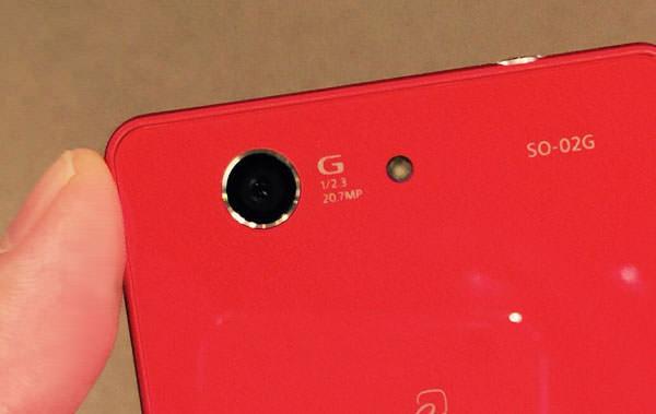 Sony Xperia Z3カメラ画像