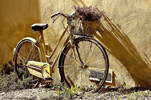 自転車のサビ取り方法
