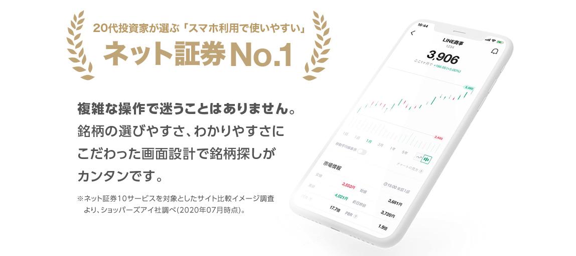 【LINE証券】還元率の高い「モッピー」ポイントサイト経由でポイントが貯まる!