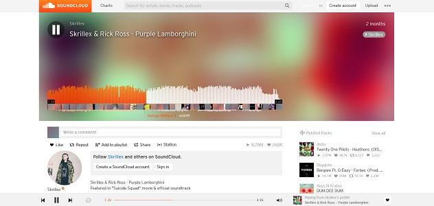 画像:Fresh SoundCloud