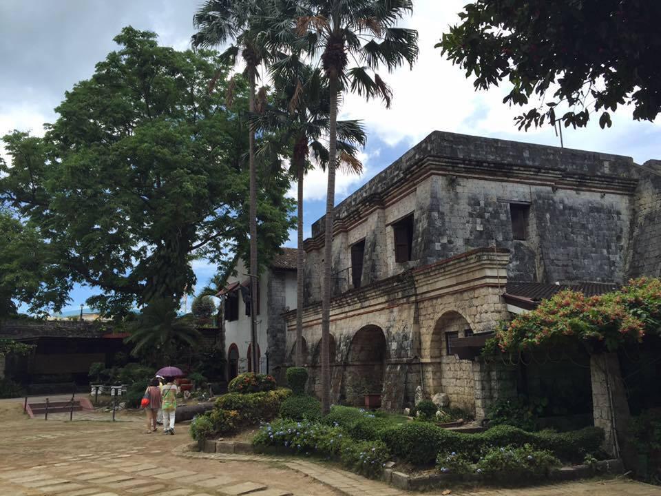 フィリピンの遺跡