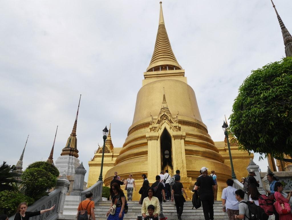 タイ(バンコク):王宮 Grand Palace