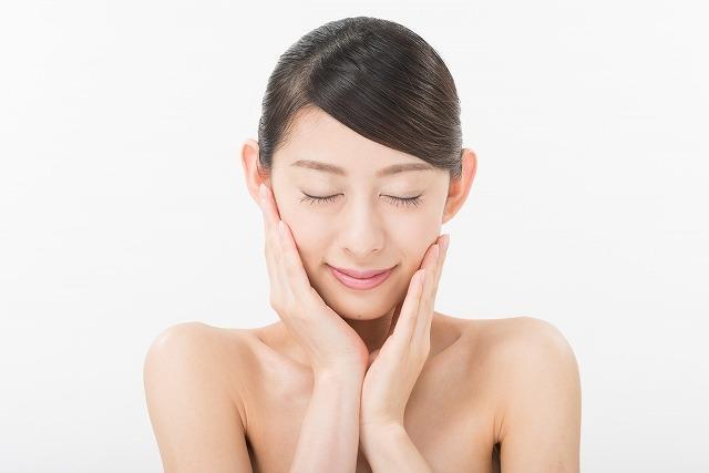 お肌の環境を整える