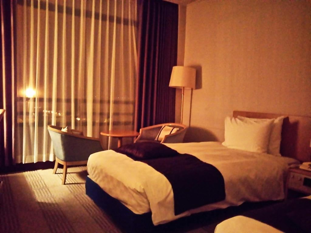 蒲郡クラシックホテルの部屋