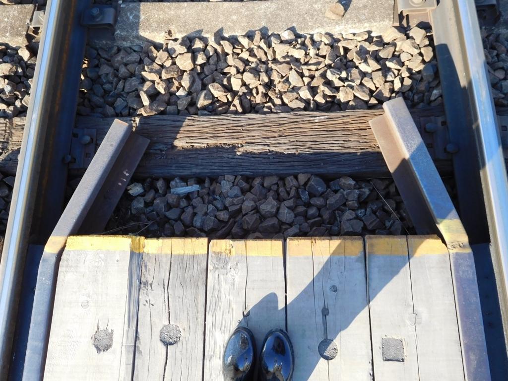 標準軌線路の線路幅