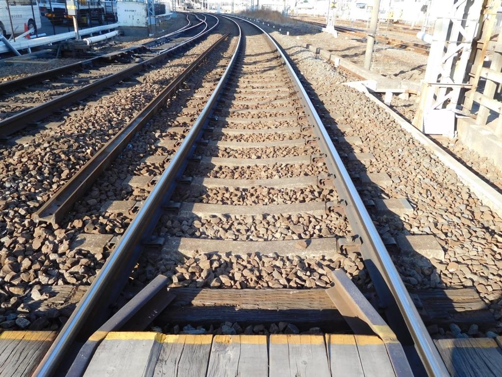 標準軌線路