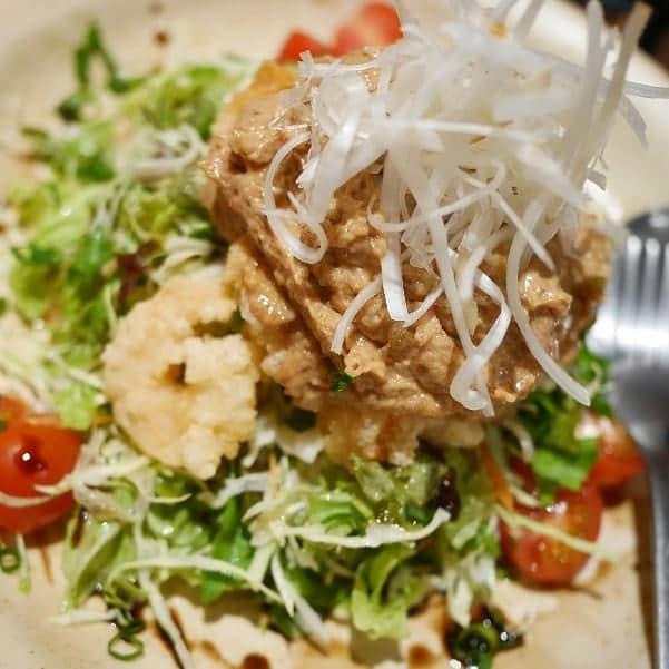 トゥルーチャのおいしいサラダ