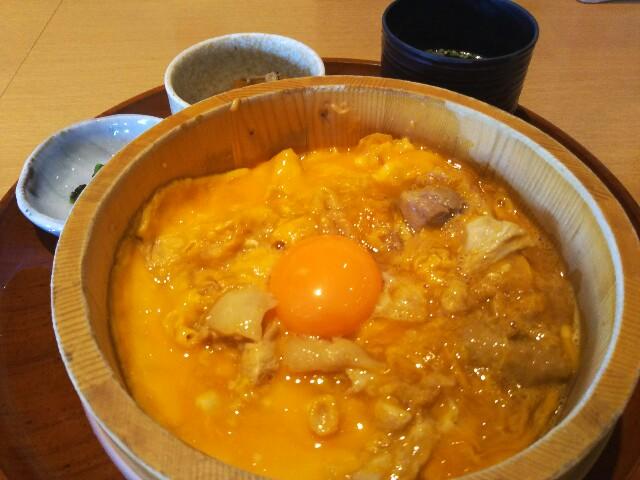 鳥開さんの名古屋コーチン親子丼