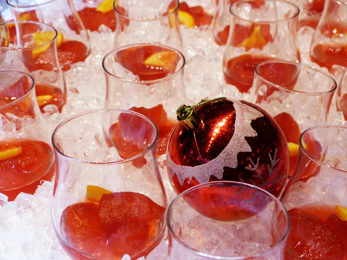 アップル赤ワインコンポート