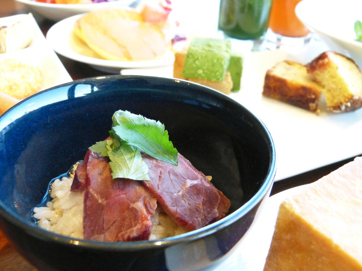神戸ポートピアホテル朝食