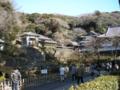 妙香池とその景色