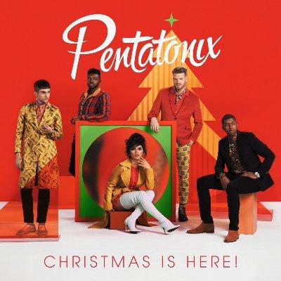 Pentatonixの最新クリスマスアルバム「Christmas Is Here!」をリリース!クリスマスアルバム全4作まとめ
