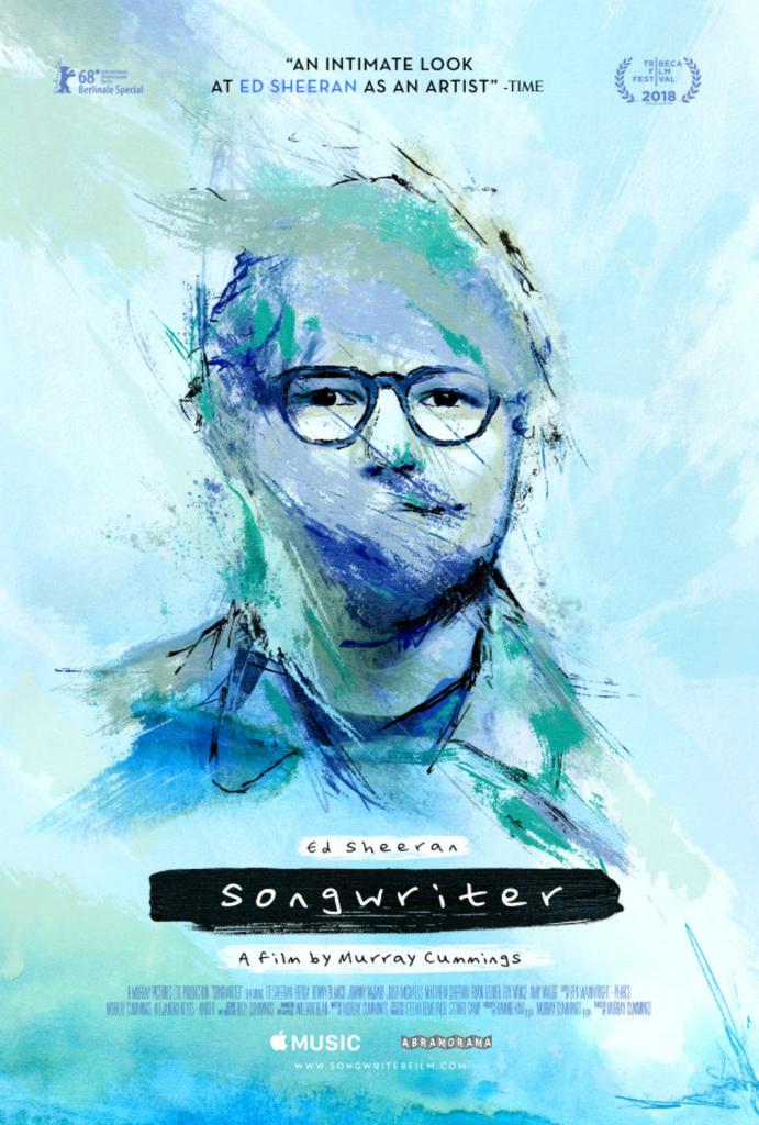 Ed Sheeran(エド・シーラン)のドキュメンタリー映像作品「Songwriter」の予告編が公開