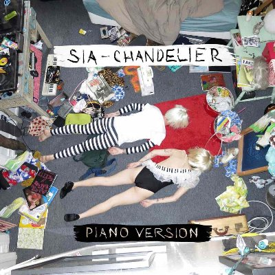 Sia「Chandelier」のおすすめ洋楽カバー動画5選まとめ