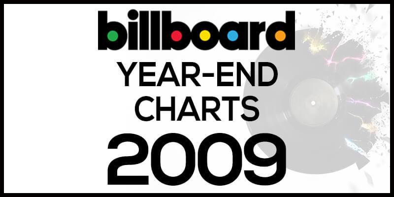 洋楽ビルボード年間ランキング【2009年】全米チャートトップ100総まとめ