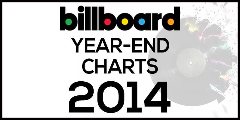 洋楽ビルボード年間ランキング【2014年】全米チャートトップ100総まとめ