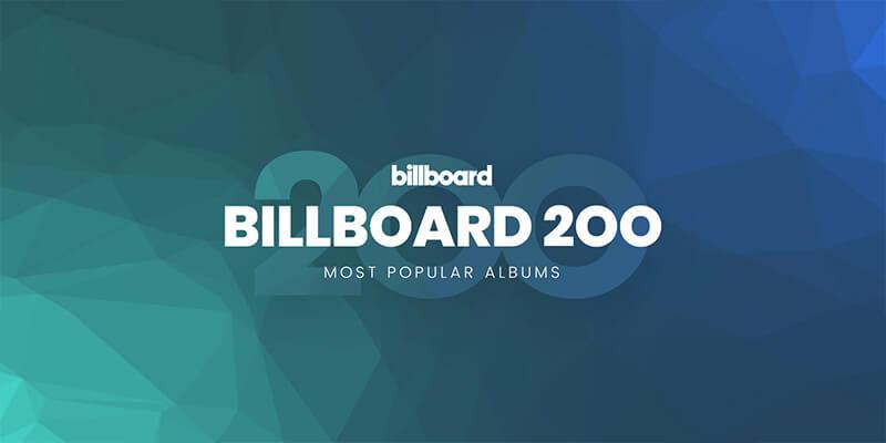 【更新】全米ビルボード200最新アルバムランキングTOP10/今週の洋楽アルバム1位は?
