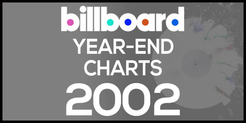 洋楽ビルボード年間アルバムランキング【2002年】全米チャートトップ200総まとめ