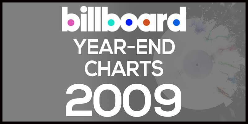洋楽ビルボード年間アルバムランキング【2009年】全米チャートトップ200総まとめ