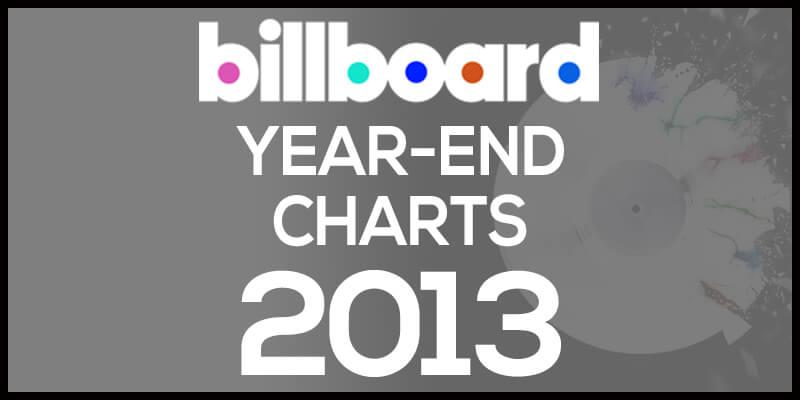 洋楽ビルボード年間アルバムランキング【2013年】全米チャートトップ200総まとめ