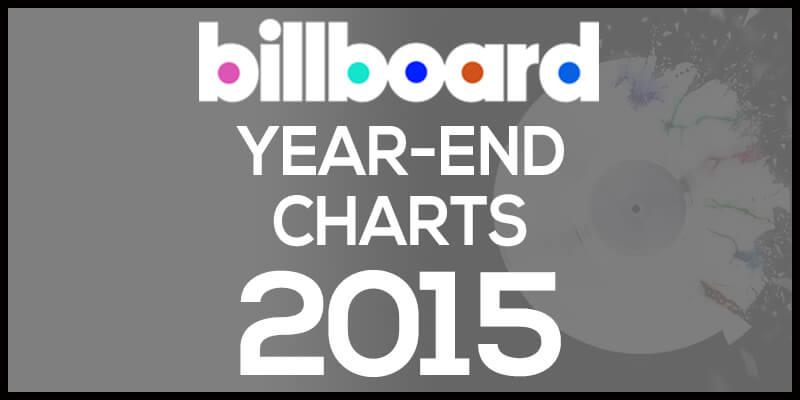 洋楽ビルボード年間アルバムランキング【2015年】全米チャートトップ200総まとめ