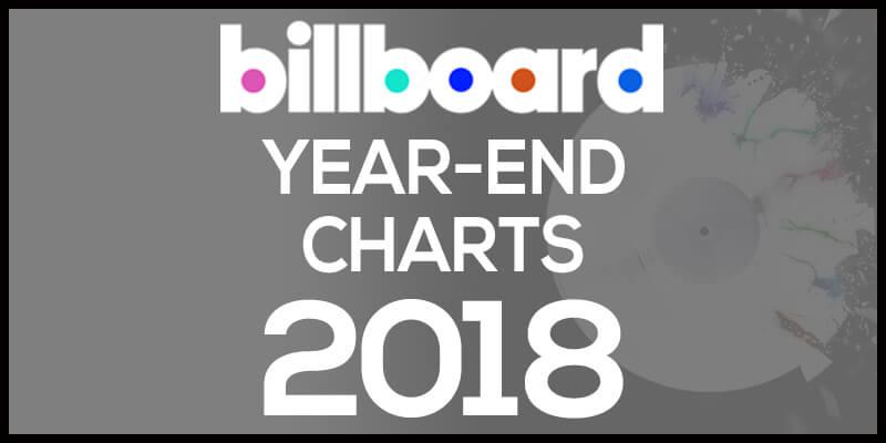 洋楽ビルボード年間アルバムランキング【2018年】全米チャートトップ200総まとめ