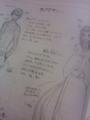 【創作】少女漫画描こうとしたww