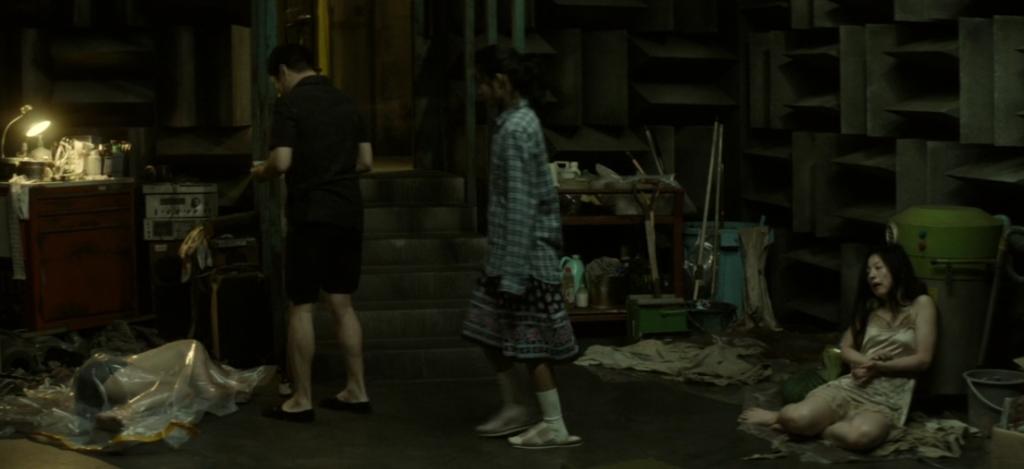 映画「クリーピー 偽りの隣人」謎の部屋