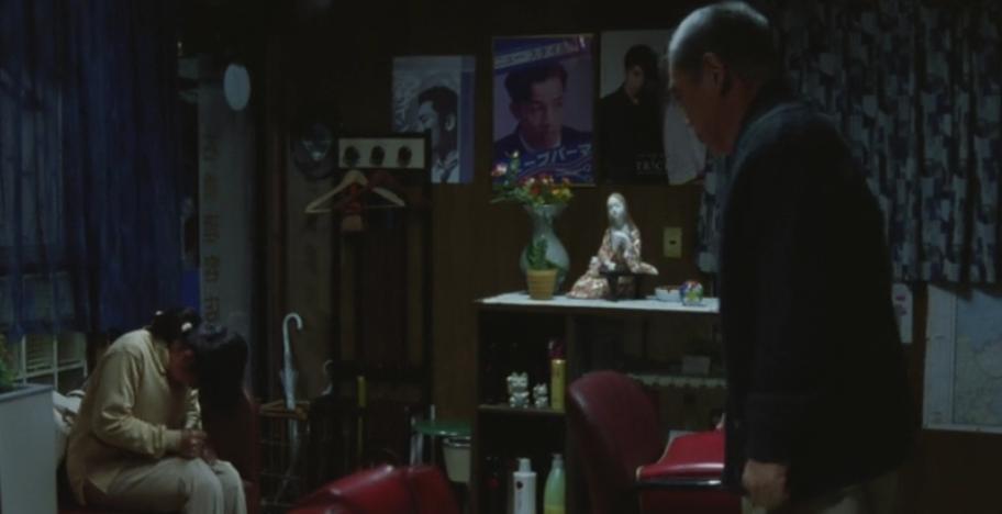 映画「悪人」に登場した柄本明と宮崎美子