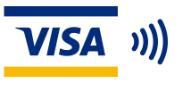 Visaタッチ決済のマーク