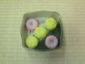 上生菓子 菊 稲