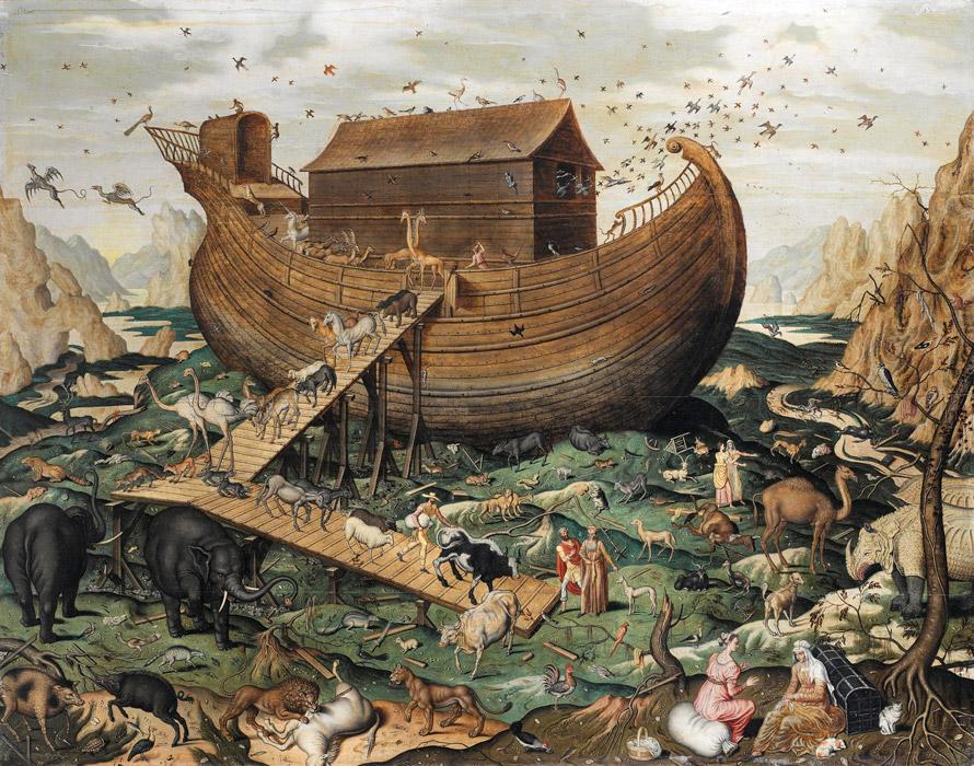 ノアの箱舟の画像