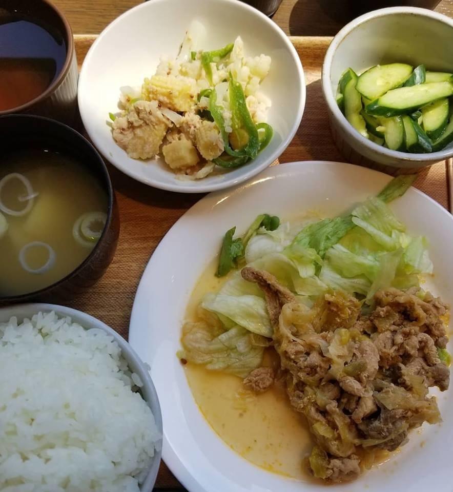 淳風会タニタ食堂4月4日