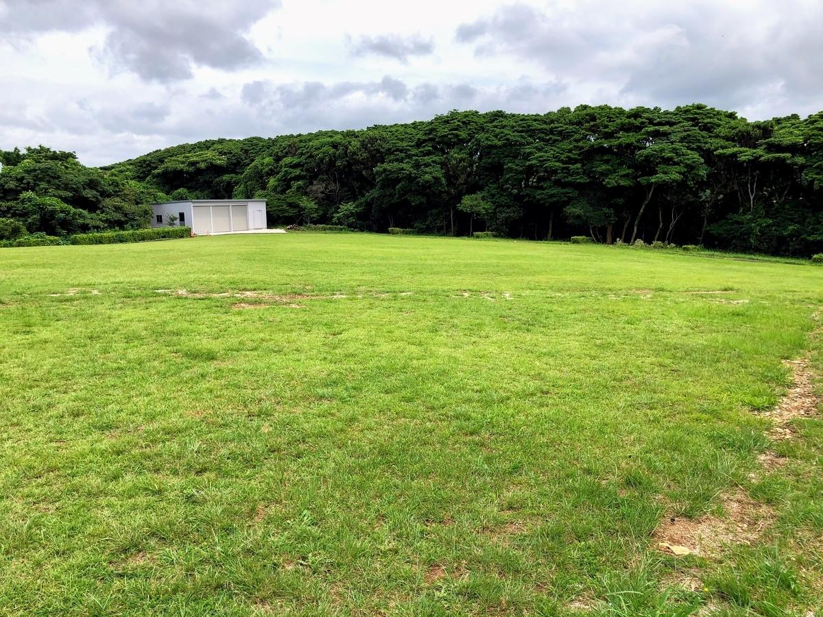 中瀬草原キャンプ場_オートサイト