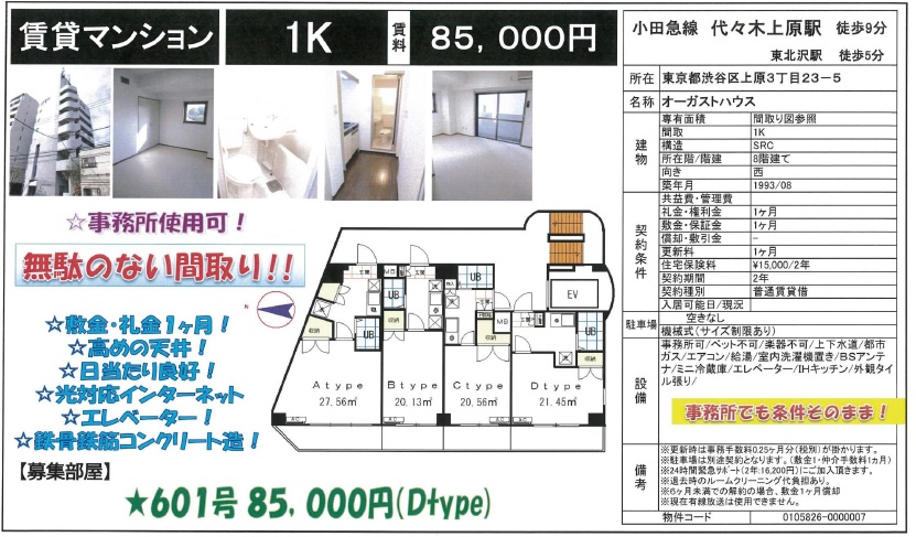 f:id:yoyogiuehararealestate:20160613174413j:plain