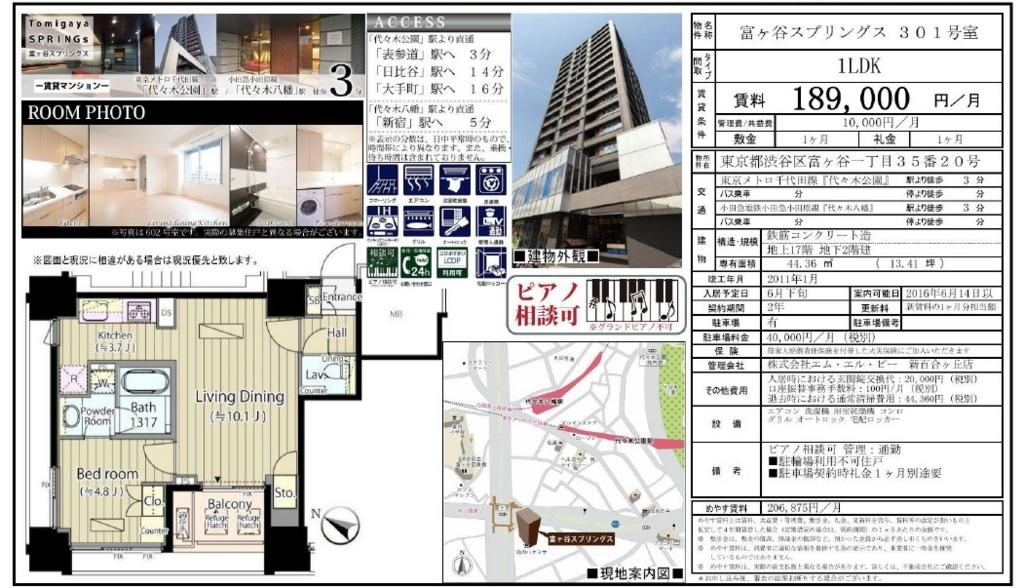 f:id:yoyogiuehararealestate:20160615130706j:plain