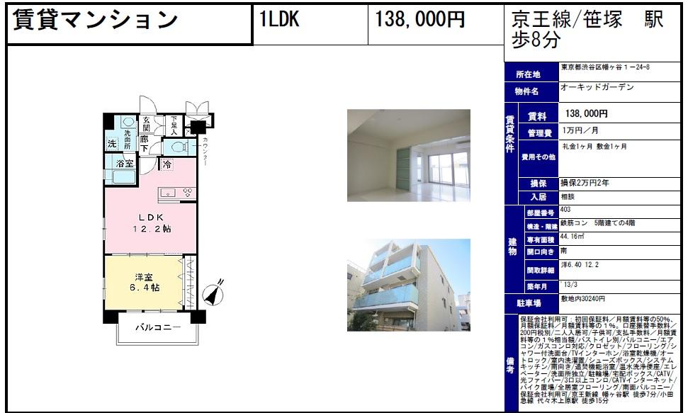 f:id:yoyogiuehararealestate:20160616182342j:plain