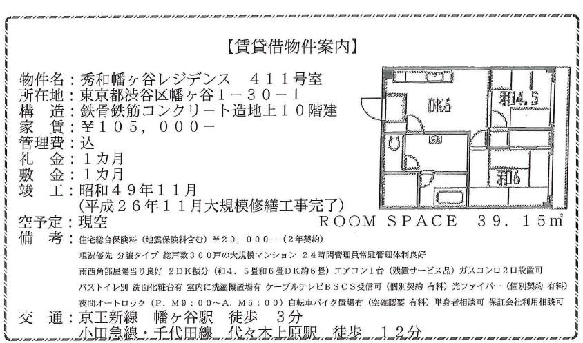 f:id:yoyogiuehararealestate:20160618083806j:plain