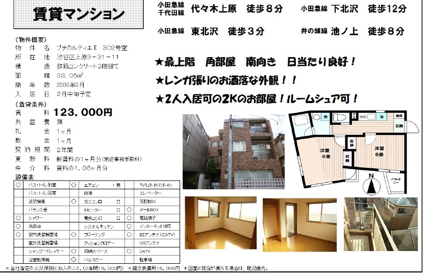 f:id:yoyogiuehararealestate:20160620171427j:plain