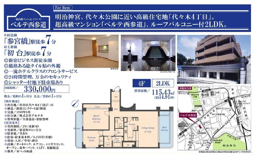 f:id:yoyogiuehararealestate:20160714104330j:plain