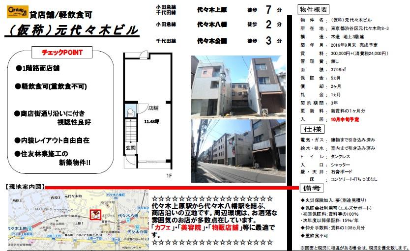 f:id:yoyogiuehararealestate:20160802140554j:plain