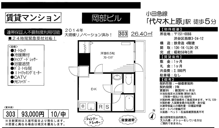 f:id:yoyogiuehararealestate:20160810110239j:plain