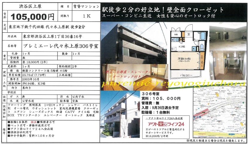 f:id:yoyogiuehararealestate:20160820081928j:plain