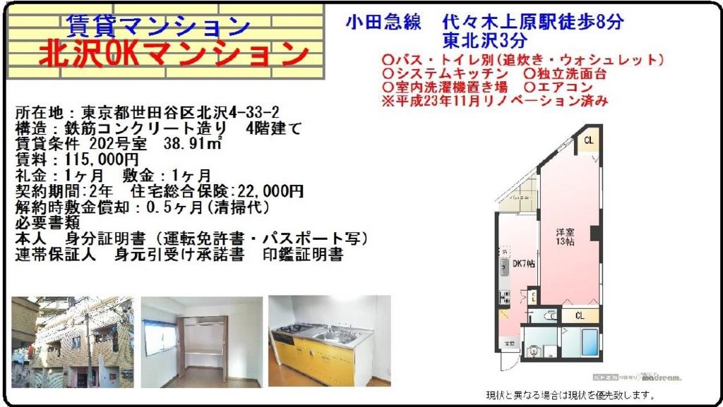 f:id:yoyogiuehararealestate:20160831101630j:plain