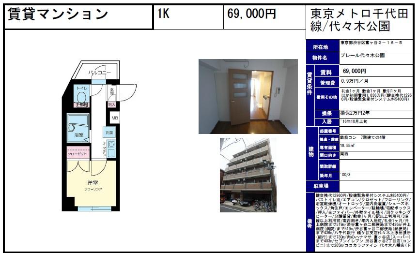 f:id:yoyogiuehararealestate:20160902084812j:plain