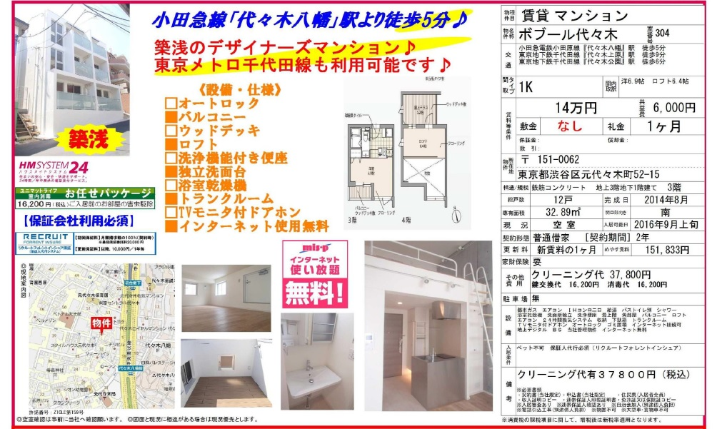 f:id:yoyogiuehararealestate:20160905225006j:plain